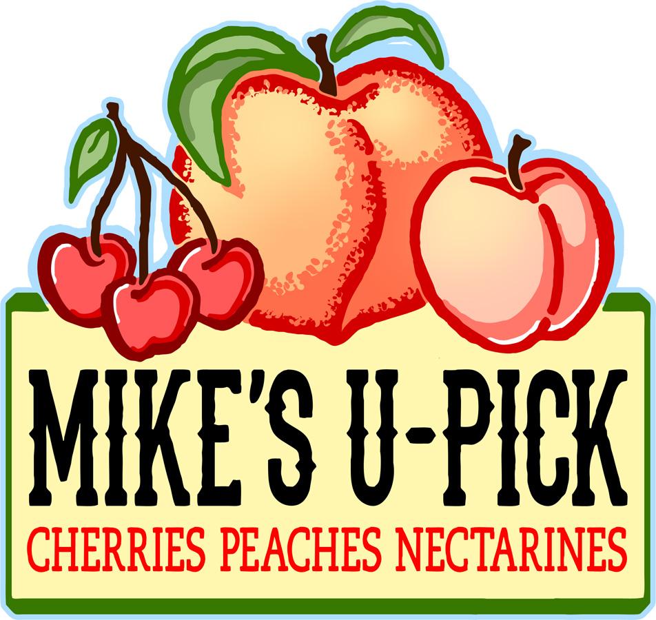 Mike's Upick Logo