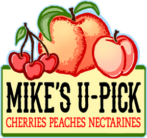 Mikes Upick logo