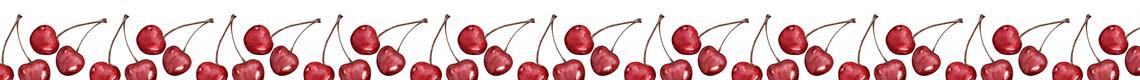 banner of cherries